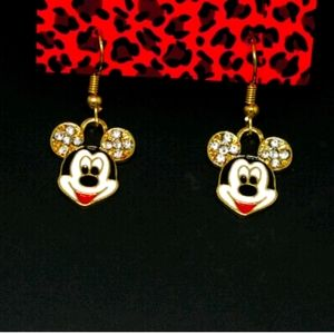 Mickey Mouse 💥 boutique Earrings